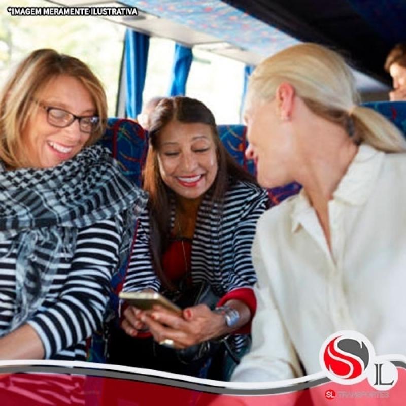 Aluguel de ônibus Velório República - Locação de ônibus Turismo