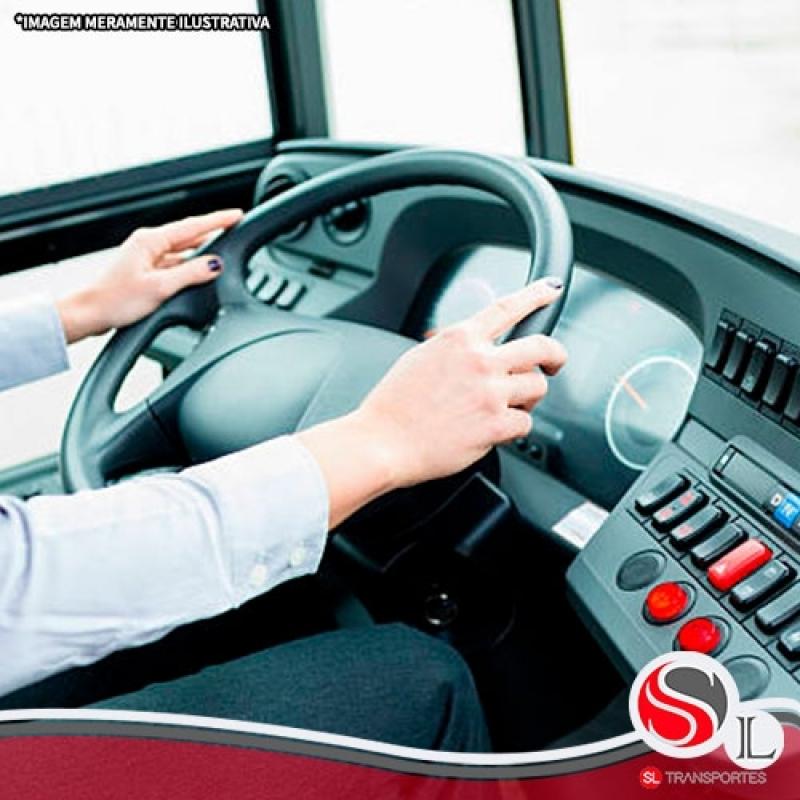 Contratar Transporte Fretado de Funcionários Sacomã - Transporte Fretado Empresas