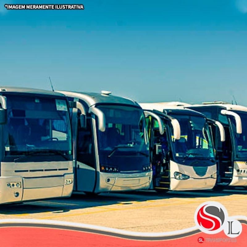 Contratar Transporte Fretado Empresas Parque São Rafael - Transporte Intermunicipal Fretado