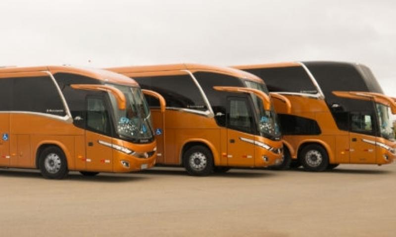 Empresa de Fretamento ônibus Água Branca - Fretamento de ônibus para Excursão