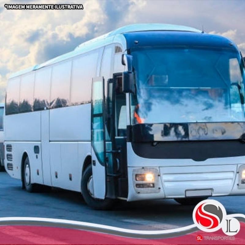 Locação de ônibus para Turismo Valor Belém - Locação de ônibus para Velório