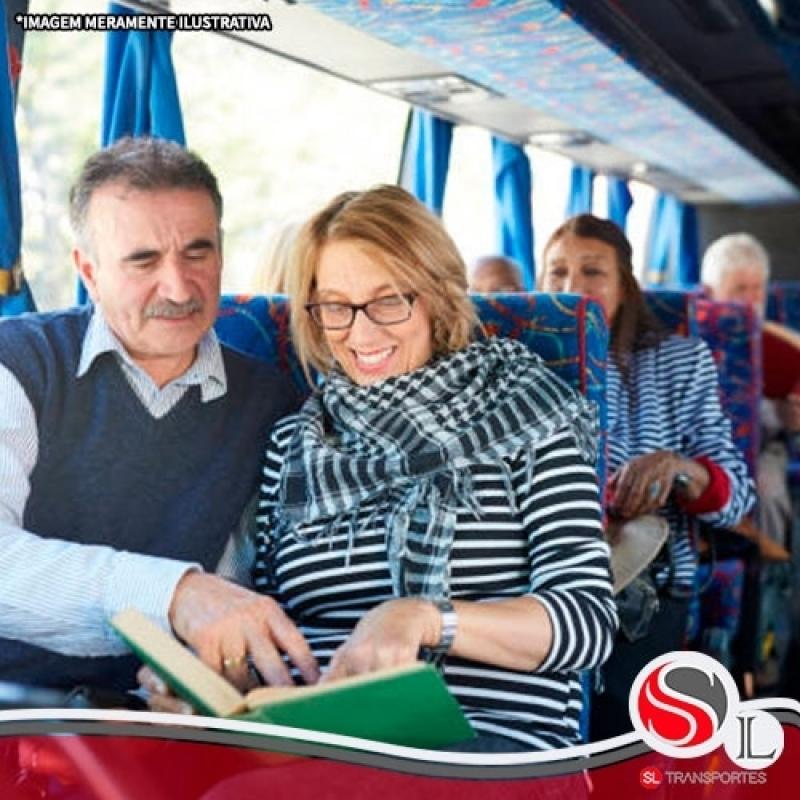 Onde Faz Locação ônibus Penha - Locação de ônibus Turismo