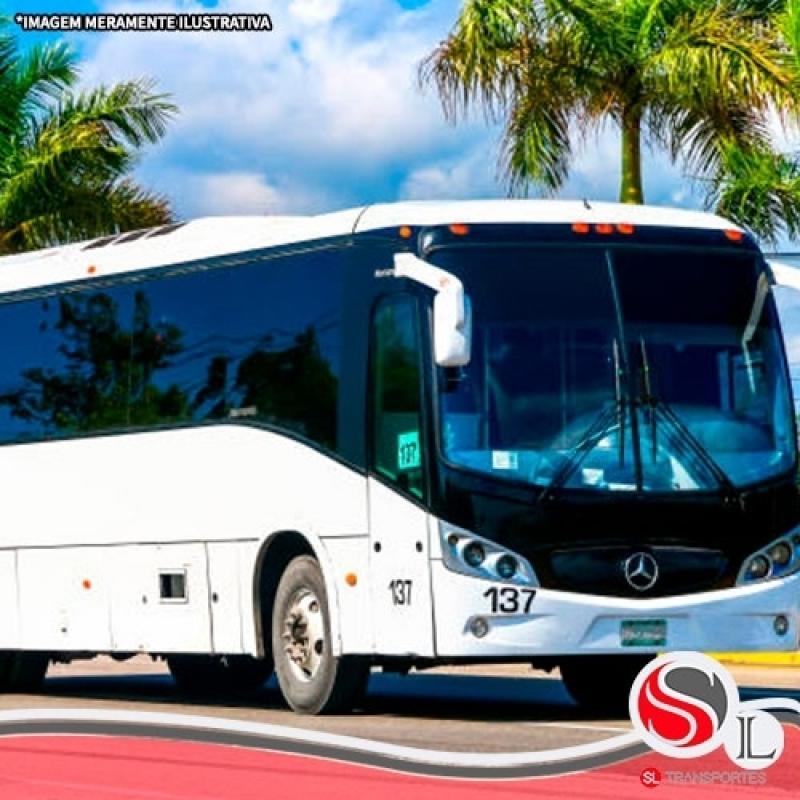 Preço de Locação de ônibus para Turismo Jockey Clube - Locação de ônibus Turismo