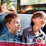 aluguel de ônibus para excursão escolar
