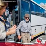 aluguel de ônibus para excursão