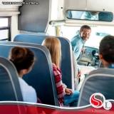 aluguel de ônibus de turismo Freguesia do Ó