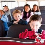aluguel de ônibus para escola Cambuci