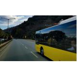 aluguel ônibus executivo preços Vila Andrade