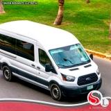contratar serviço de transfer executivo para rodoviária Belém