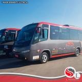 contratar transporte fretado de passageiros Santana