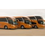 empresa de fretamento de ônibus Jaguaré