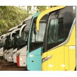 fretamento de ônibus de turismo valores Cambuci