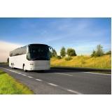 fretamento de ônibus para excursão Cidade Quarto Centenário