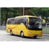 fretamento ônibus de turismo preços Praça da Arvore