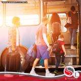 locação de micro-ônibus para excursão valor Anália Franco
