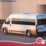 locação de micro-ônibus viagem Santa Cecília