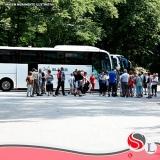 locação de ônibus para excursão valor Jaguaré