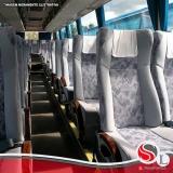 locação de ônibus para viagem valor Vila Prudente