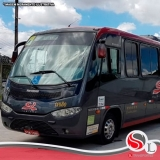 locação ônibus turismo valor Parque São Rafael