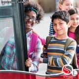 onde encontrar aluguel de ônibus escolar Zona Norte