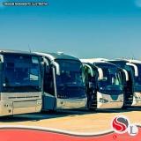 onde faz locação de ônibus para viagem Pacaembu