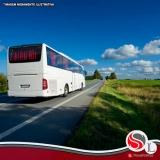 orçamento para aluguel de ônibus de viagem Brooklin