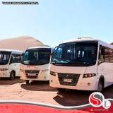 preço da locação de micro-ônibus executivo Centro
