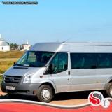 preço da locação de micro-ônibus para viagem Campo Grande
