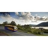 preço de fretamento de ônibus para excursão São Domingos