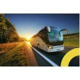 preço de fretamento ônibus Água Funda