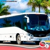 preço de locação de ônibus para turismo Jockey Clube