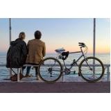 quanto custa transporte bicicleta em ônibus de turismo Vila Romana