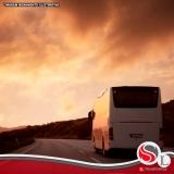 serviço de transporte fretado para funcionários Campo Grande