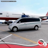 serviço de traslado para o aeroporto Praça da Arvore