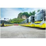 transporte bicicleta ônibus de turismo Campo Limpo
