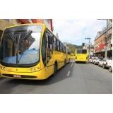 transporte de bike em ônibus