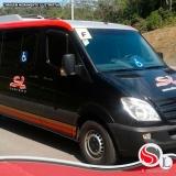transportes fretados para funcionários Capão Redondo