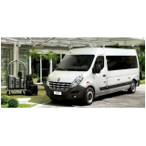 valor de locação de van e micro ônibus Jardim América