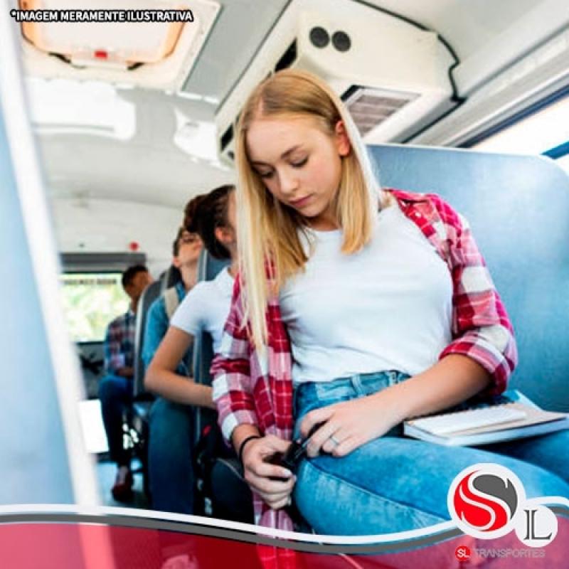 Transporte Fretado de Passageiros Itaim Paulista - Transporte Fretado