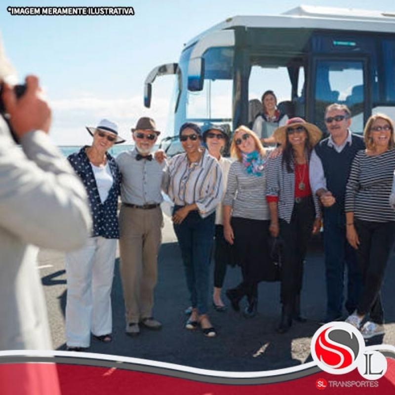 Transporte Fretado para Excursão Valor Vila Medeiros - Transporte Intermunicipal Fretado
