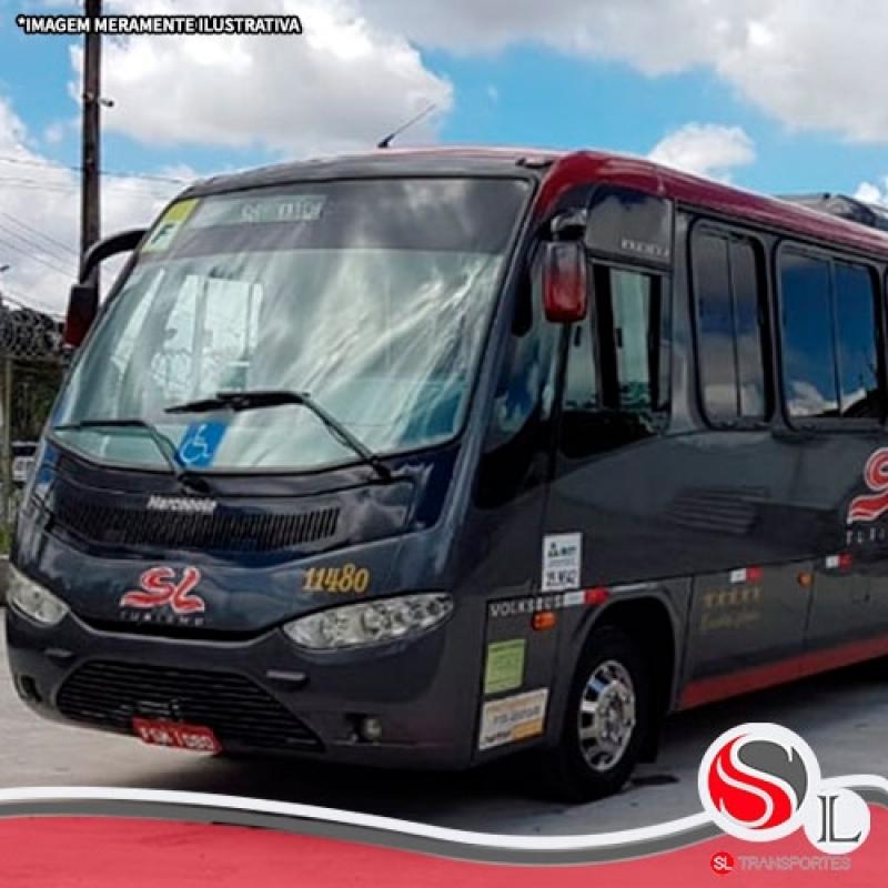 Transporte Fretado para Funcionários Casa Verde - Transporte Intermunicipal Fretado