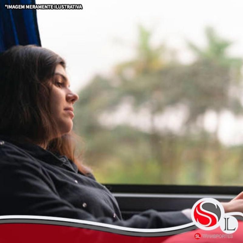 Transporte Fretado para Passageiros Tatuapé - Transporte Fretado de Empresas