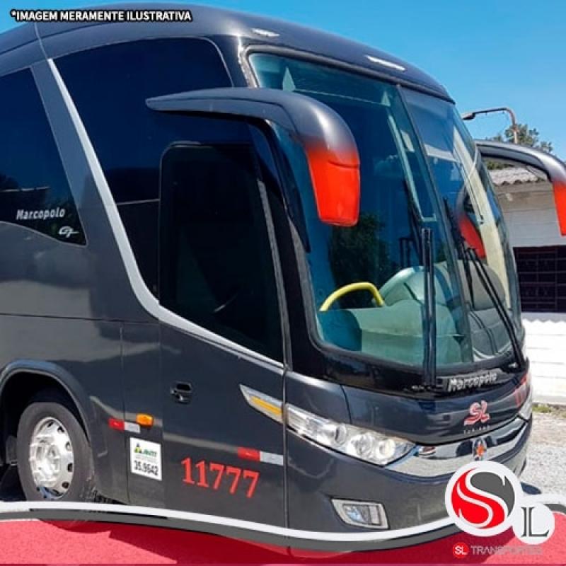 Transportes Coletivo Fretados Sacomã - Transporte Fretado para Passageiros